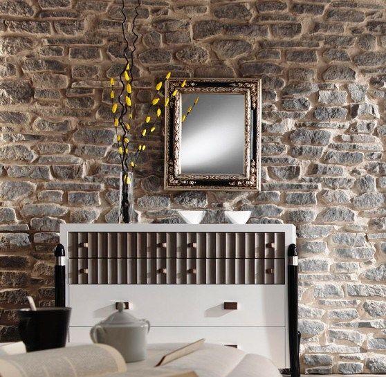 Las 25 mejores ideas sobre panel piedra en pinterest - Panel piedra exterior ...