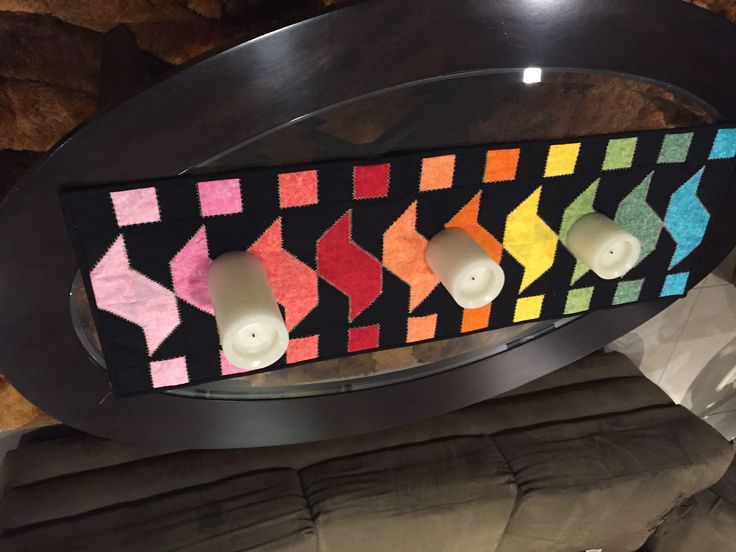 Centro de Mesa colores