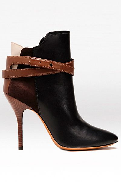 Fall sexy! Best paired with jeggings, slim cut or skinny jeans...remember your cropped leather jacket or blazer!