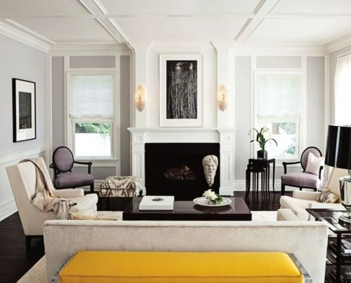 Barbara Barry For Baker Furniture: Nest Of Tables, End Table U0026 Oval Back Arm