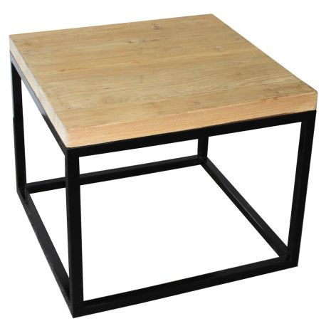 This Wood Top Coffee Table Has A Spacious Bottom And Will Help Keep Your  Room Feeling Pictures