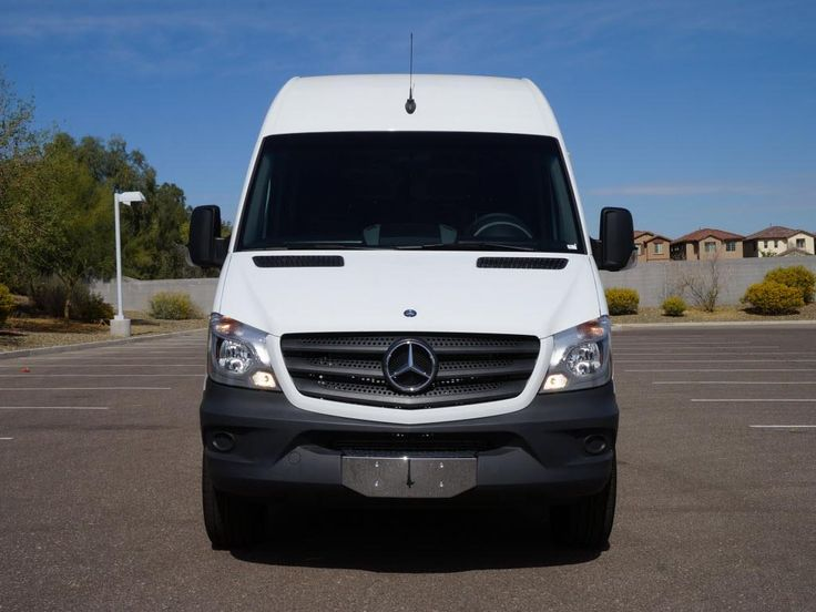 2014 Mercedes-Benz SprinterCargo 2500170WB 2500 170 WB 3dr Cargo Van Full-Size 3 Doors White for sale in Peoria, AZ Source: http://www.usedcarsgroup.com/used-mercedes_benz-sprinter_cargo-for-sale