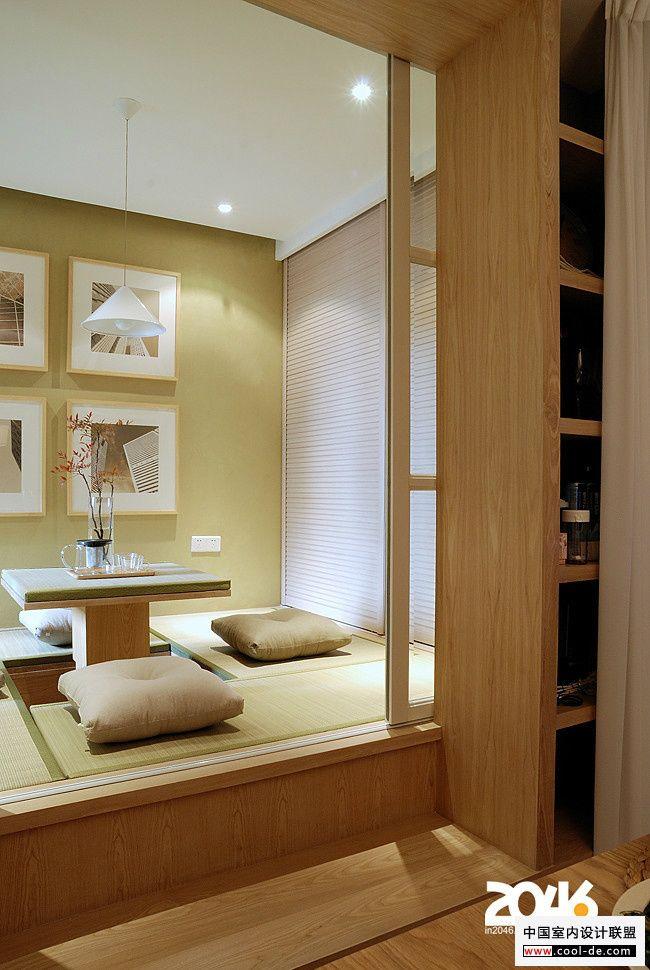 Washitsu, Japanese Architecture, Architecture Interior Design, Small Room  Design, Zen Design, Zen Space, Small Rooms, Small Spaces, Japanese Interior Part 37