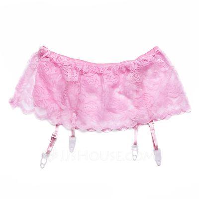 4-Strap/Sexy Wedding Garter Belt (104062659)
