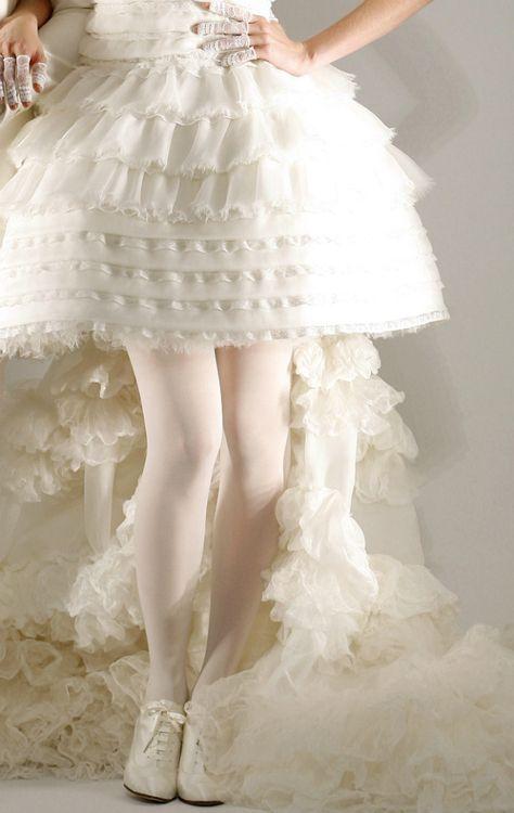 ♥ in white!