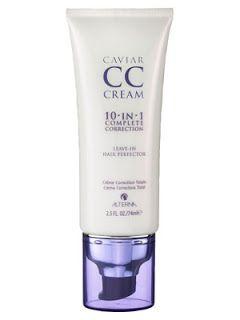 Por Erika de Castro Neves: Beauty Tip: Caviar CC Cream
