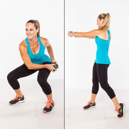 Fat-Burning Workout Routine to Lose Your Muffin Top | Shape Magazine