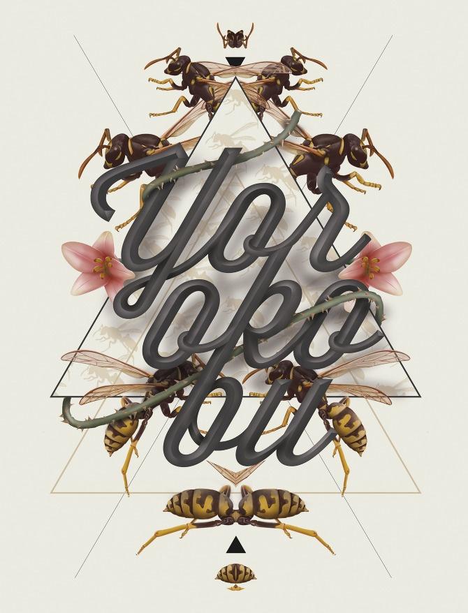 Gran Ilustración de Pablo Alvarez Vinagre para Yorokobu Mag