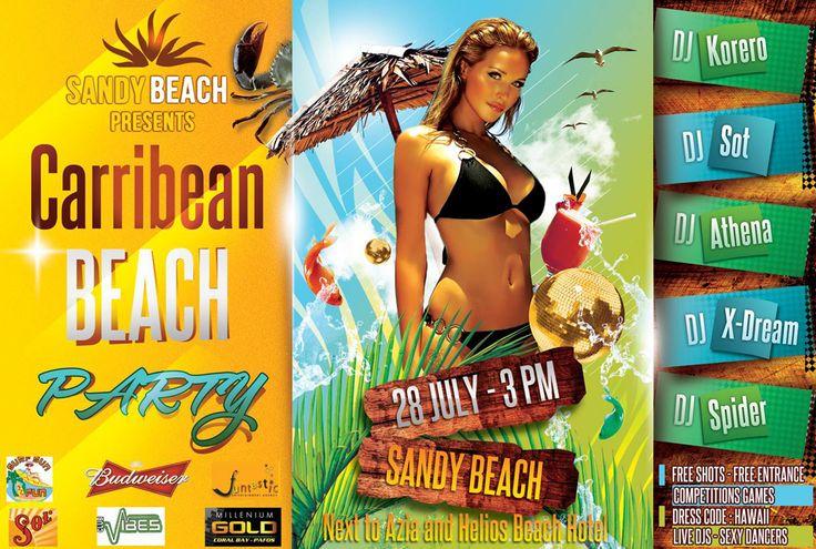 карибская вечеринка - Google Search
