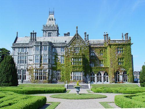 Adare Manor, County Limerick, IrelandAdare Ireland, Adare Manor, Favorite Places, Castles In Ireland, Amazing Castles, Amazing Places, Manor Castles, Limerick Ireland, County Limerick