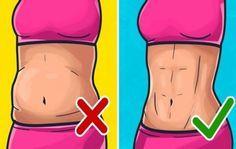 Egy különös japán technika, ami az összes hasadon lévő zsírral felszámol pár nap alatt!