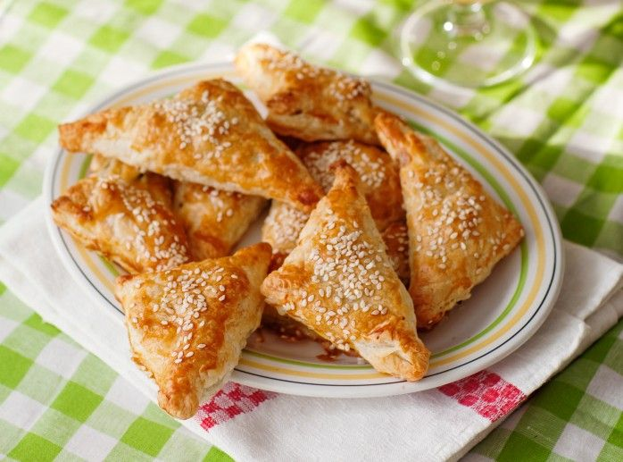 Recept indiska piroger