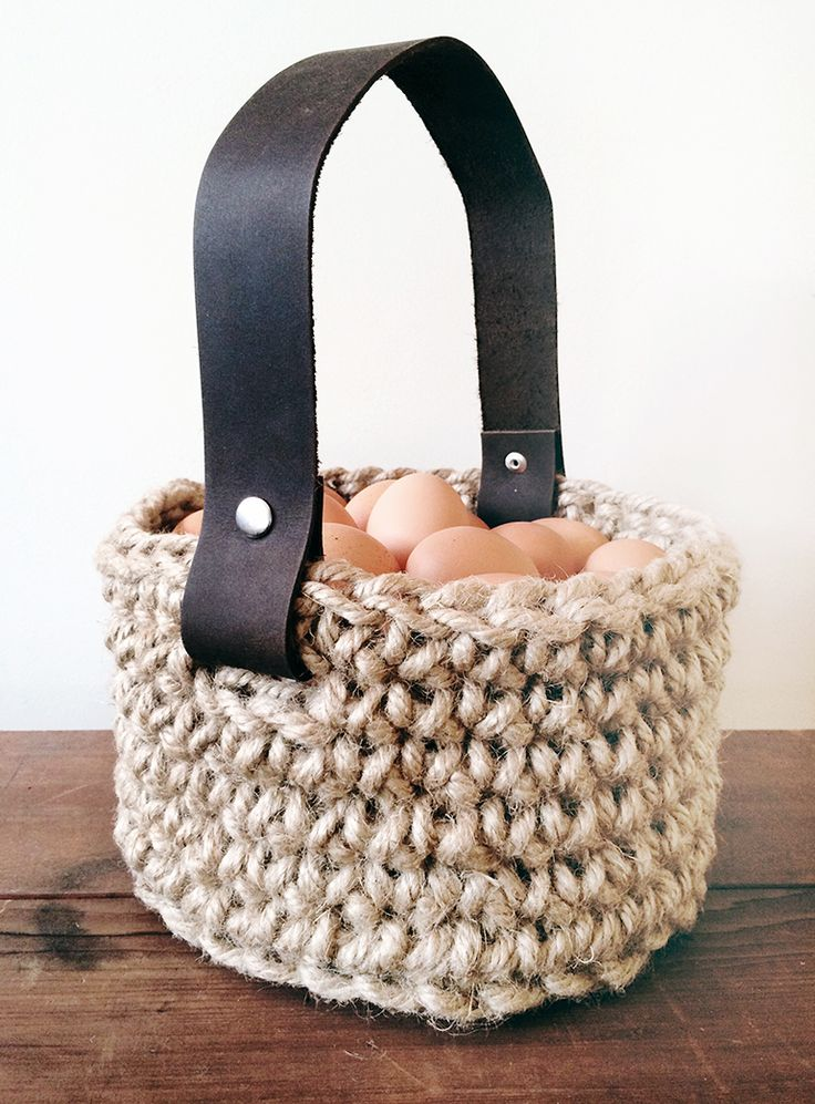 We're excited to have Lynn joining us today to share this sweet DIY basket! We're big fans of jute & leather projects and love how she incorporated them for this simple yet gorgeous Easter basket. Hi! I'm Lynn, I'm new here to The Merrythought and you can read more about me below. I'm all about …