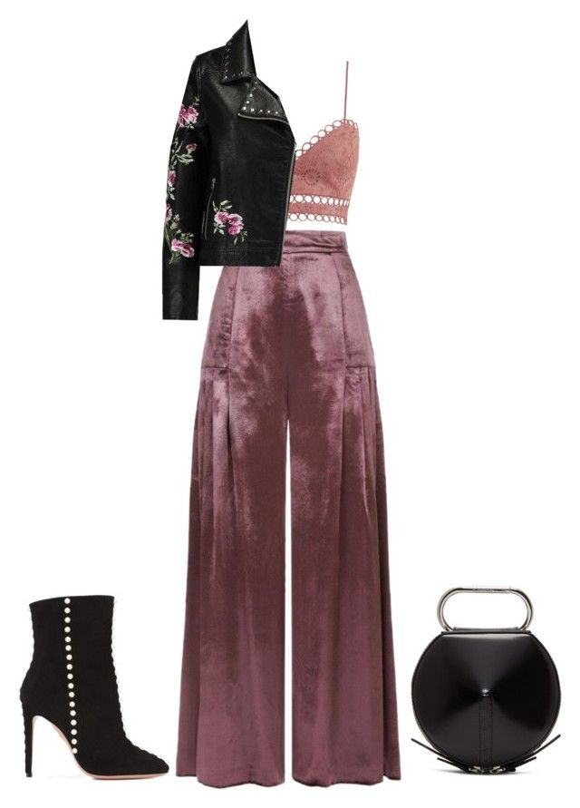 """""""Untitled #196"""" by crazydam on Polyvore featuring Temperley London, Zimmermann, Aquazzura and 3.1 Phillip Lim"""