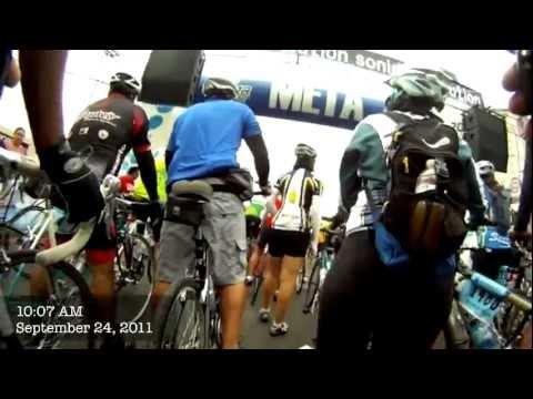 Rosarito to Ensenada Bike Ride - Fall / 2011