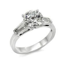 Nice Cheap Engagement Rings under 100 Dollars