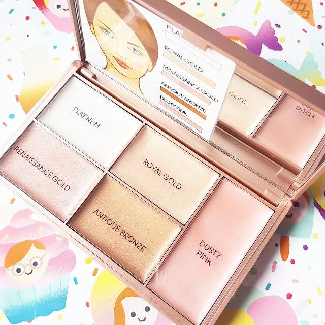 Primark PS... Illuminate Cream Highlighter Palette   Review