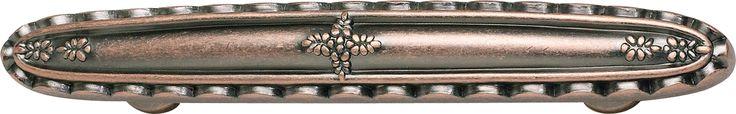 Atlas Homewares 267 St. Michel 3 Inch Center to Center Bar Cabinet Pull Copper Cabinet Hardware Pulls Bar