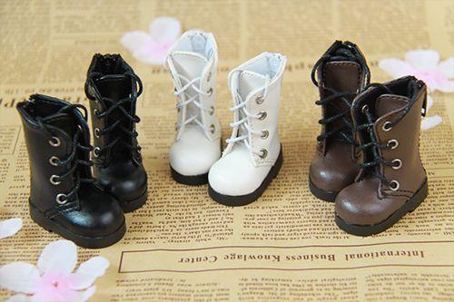 bjd鞋子sd娃娃鞋子6分 yosd 1/6BB小靴子 特惠满百包邮