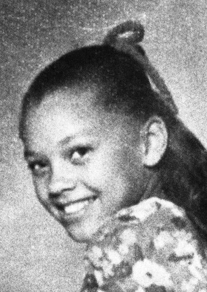 young Vanessa Williams