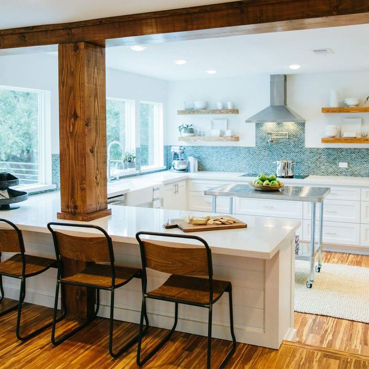 264 Best Hgtv Kitchens Images On Pinterest: 24 Best Kitchen Island With Bearing Walls Images On