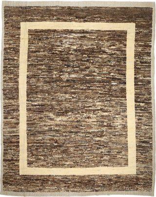 Barchi / Moroccan Berber carpet 283x350