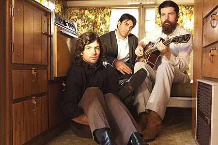 Love those AVETT BROTHERS. They perform Sunday, July 22, 2012 at Gathering of the Vibes!