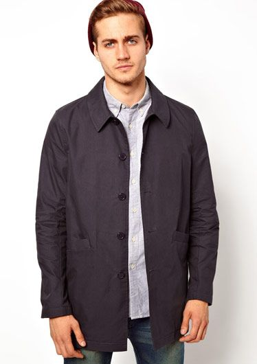 """Some great choices here. : """"Shopping Guide: 10 Mackintosh Jackets for Fall - Best Raincoats for Men - Esquire"""""""