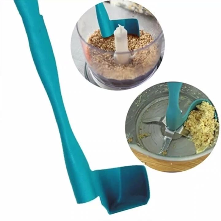 Rotating Spatula For Cooking Food Processor Kitchen Accessories Tool