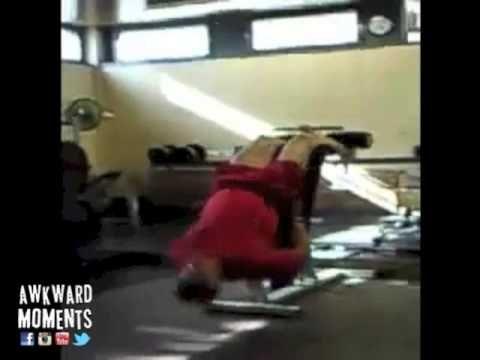 Awkward Gym Moments