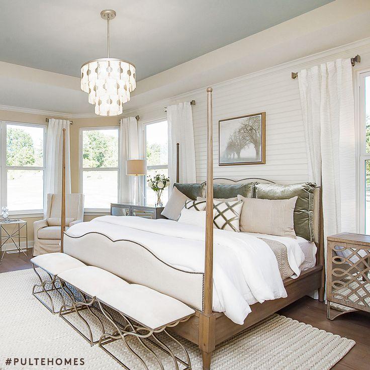 104 best Dream Bedrooms images on Pinterest | Pulte homes, Bedroom ...