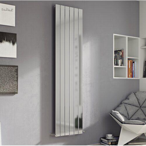Belfry Heating Andrew Vertical Flat Panel Radiator Flat Panel