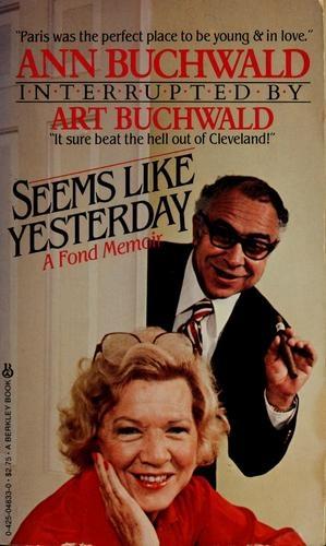 A beautiful memoir of people, love, humor and life called Paris