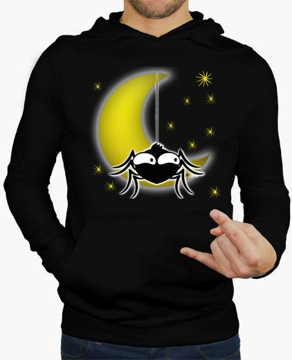 Felpe SPIDER MOON