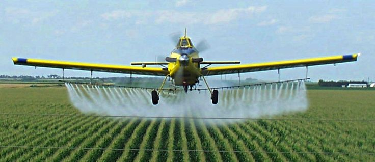 Top 10 reasons to get Monsanto to stop using Round Up which contains Glyphosate.