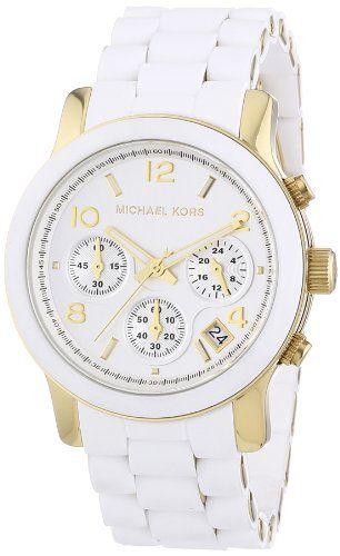 Michael Kors MK5145 Women's Two Tone Stainless Steel Quartz Chronograph White Dial Watch Michael Kors http://www.amazon.com/dp/B001UGDB0O/ref=cm_sw_r_pi_dp_W5NBub10XHJYV