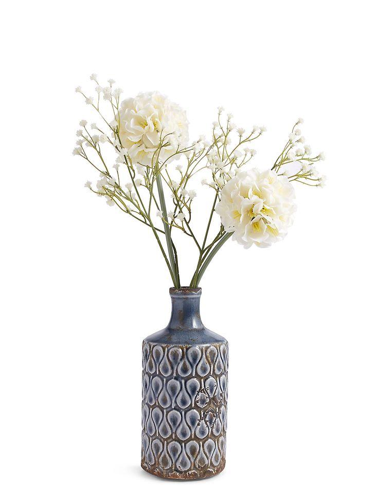 Large leek plant in ceramic pot |  Marks & Spencer London