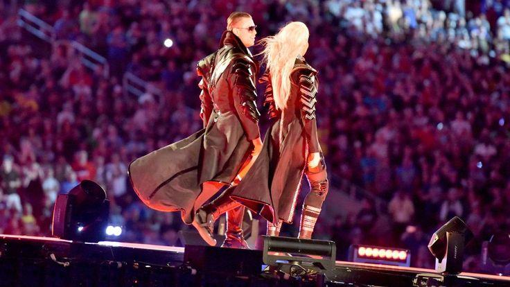WrestleMania 33's coolest entrances: photos