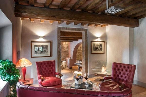 Villa Armena, Relais & Beauty Farm, Siena - Hotel & Wedding Venue in Italy #GettingMarriedinItaly.com