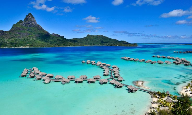 InterContinental Bora Bora Resort & Thalasso Spa, Aerial View