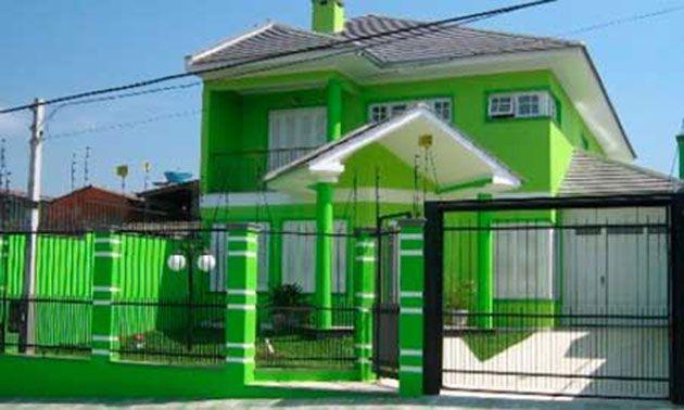 45 Fotos Y Colores Para Pintar Casa Por Fuera Mil Ideas De Decoracion Outdoor Decor Trending Decor Outdoor Structures