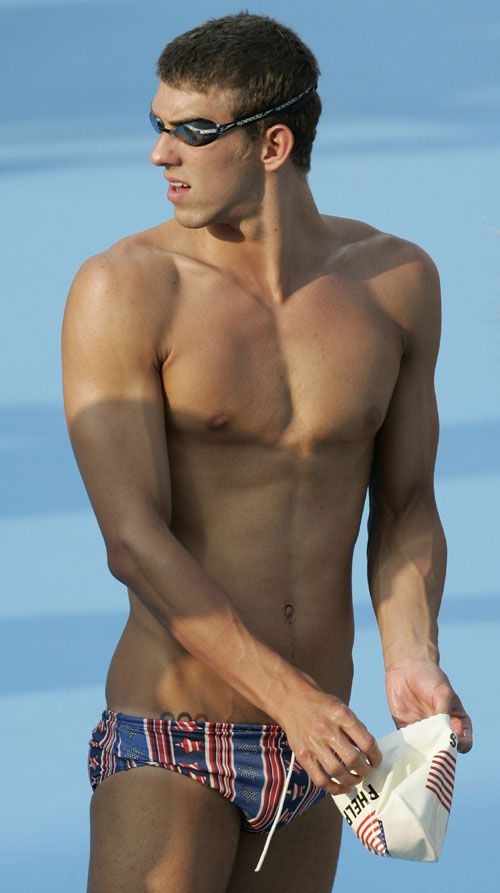 oh Micheal Phelps 😍: Eye Candy, Summer Olympics, But, Michael Phelps, Swimmers, Micheal Phelps, Boys, Swim Trunks, Beautiful People