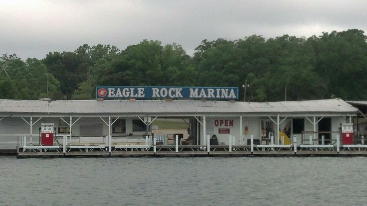 eagle rock marina, table rock lake | southwest missouri (aurora