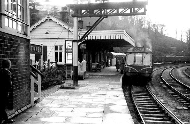 St Blazey to Fowey and Fowey Harbour - Cornwall Railway Society