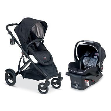Britax B Ready Travel System Babyage Com Baby Travel