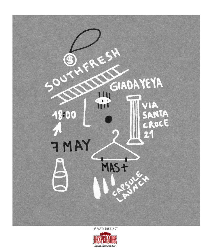 Giada Yeya Montomoli and Southfresh Cloth.thing at Mas+ Milano