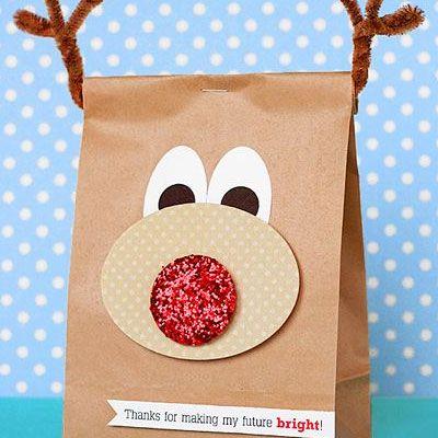 Pacotes Criativos Para o Seu Presente de Natal