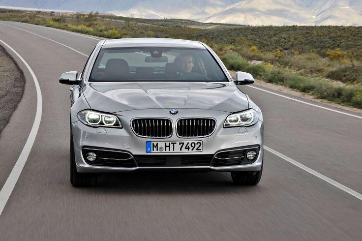 El #BMW Serie 5 se lanza a la venta en #México