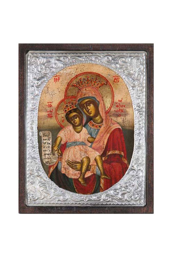 Religious icon: Axion estin - HELLENIC CULTUREHELLENIC CULTURE
