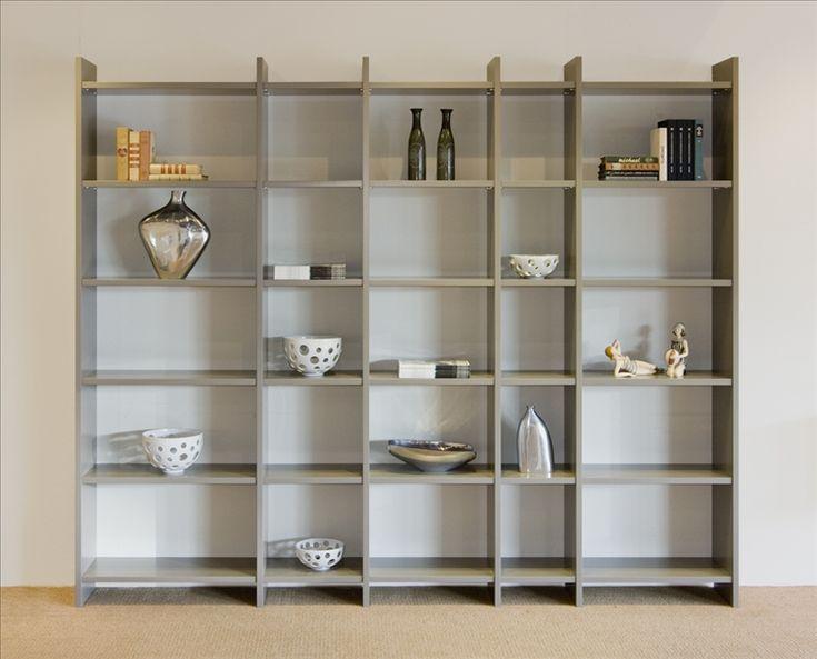 Mdf boekenkast zelf maken google zoeken kastenwand pinterest door de models and van - Moderne boekenkast ...